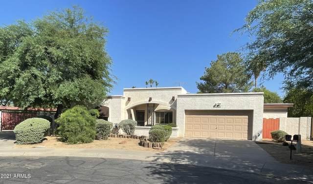 7402 E Ironwood Court, Scottsdale, AZ 85258 (MLS #6261594) :: Keller Williams Realty Phoenix