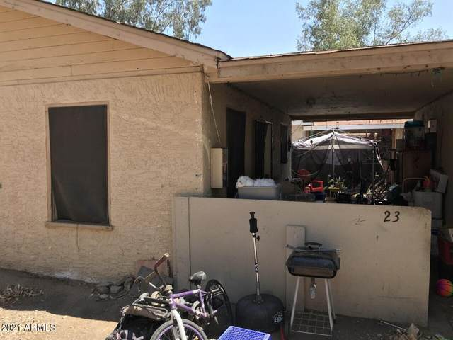 9316 E Balsam Avenue #23, Mesa, AZ 85208 (MLS #6261612) :: Yost Realty Group at RE/MAX Casa Grande