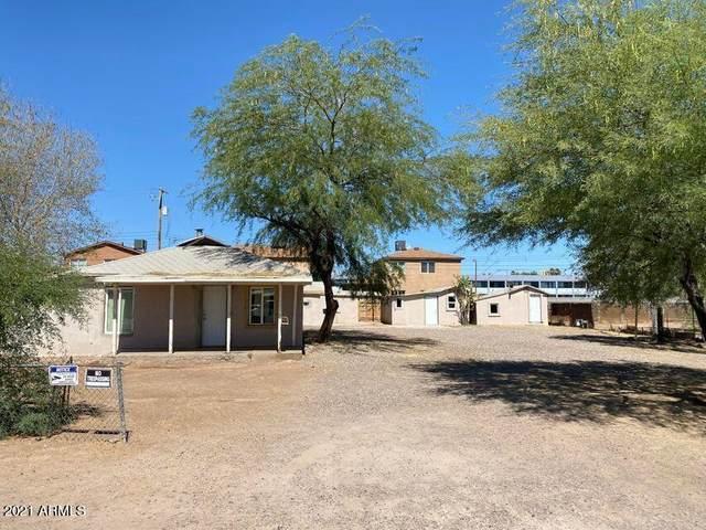 1721 S 4TH Street, Phoenix, AZ 85004 (MLS #6261626) :: Scott Gaertner Group