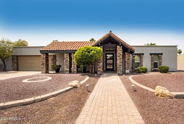 6747 E Camino De Los Ranchos, Scottsdale, AZ 85254 (MLS #6261654) :: The Carin Nguyen Team