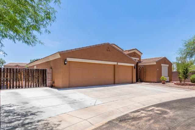 687 W Rattlesnake Place, Casa Grande, AZ 85122 (MLS #6261674) :: Yost Realty Group at RE/MAX Casa Grande