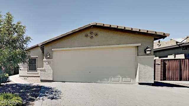 566 W Honey Locust Avenue, San Tan Valley, AZ 85140 (MLS #6261686) :: Klaus Team Real Estate Solutions