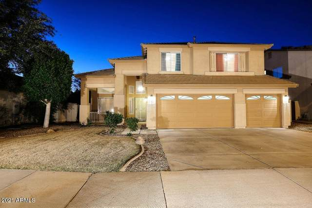 22406 N 78th Drive, Peoria, AZ 85383 (MLS #6261692) :: Power Realty Group Model Home Center
