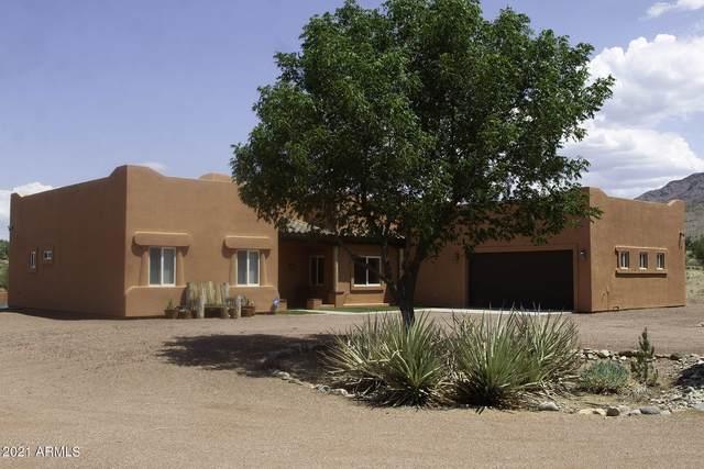 14921 E Powerline Road, Kingman, AZ 86401 (MLS #6261694) :: Yost Realty Group at RE/MAX Casa Grande