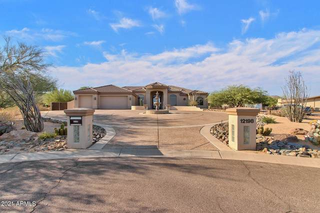 12198 E Doubletree Ranch Road, Scottsdale, AZ 85259 (MLS #6261708) :: Yost Realty Group at RE/MAX Casa Grande