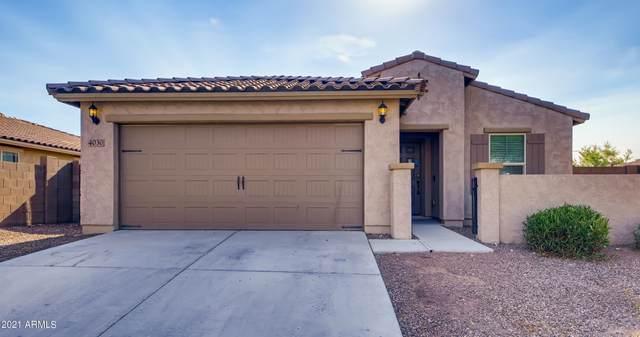 4030 S 186TH Avenue, Goodyear, AZ 85338 (MLS #6261730) :: Yost Realty Group at RE/MAX Casa Grande