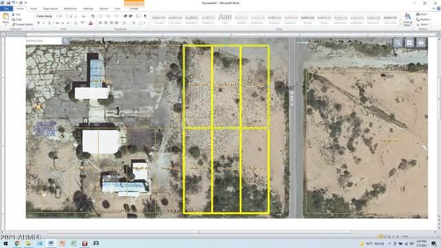 0 W Hwy 60, Aguila, AZ 85320 (MLS #6261732) :: Jonny West Real Estate