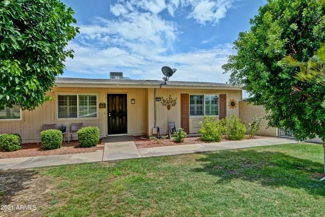 13251 N 110TH Avenue, Sun City, AZ 85351 (MLS #6261734) :: Service First Realty