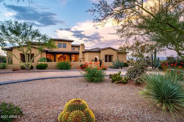 14010 E Desert Vista Trail, Scottsdale, AZ 85262 (MLS #6261740) :: Long Realty West Valley