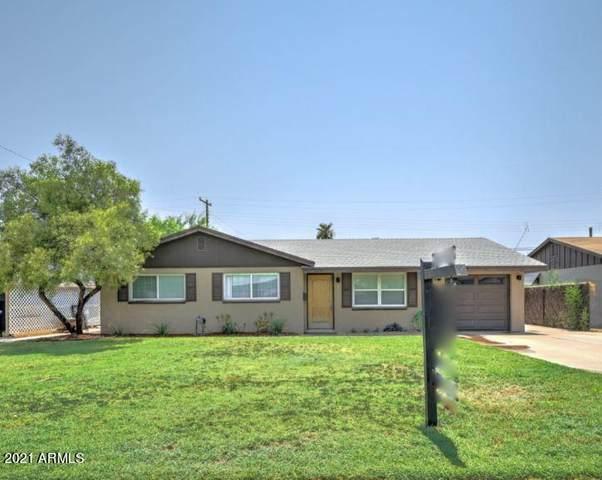 415 E Continental Drive, Tempe, AZ 85281 (MLS #6261766) :: The Laughton Team