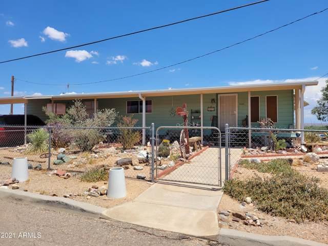 184 N Tawni Drive, Benson, AZ 85602 (MLS #6261779) :: Klaus Team Real Estate Solutions