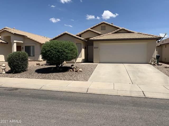 1637 Silverado Drive, Sierra Vista, AZ 85635 (MLS #6261784) :: Yost Realty Group at RE/MAX Casa Grande