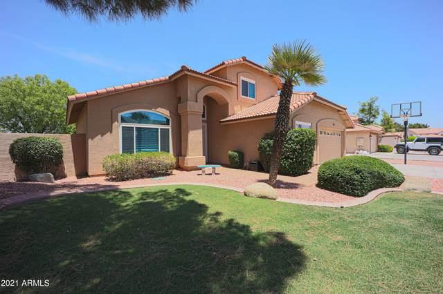 7562 W Maui Lane, Peoria, AZ 85381 (MLS #6261795) :: Yost Realty Group at RE/MAX Casa Grande
