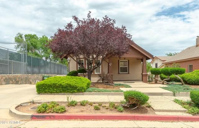 526 Coronado Avenue, Prescott, AZ 86303 (MLS #6261809) :: Elite Home Advisors