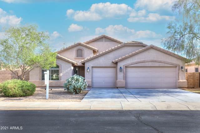 43205 W Askew Drive, Maricopa, AZ 85138 (MLS #6261868) :: Yost Realty Group at RE/MAX Casa Grande