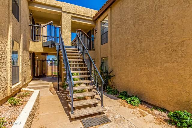 8301 N 21ST Drive F201, Phoenix, AZ 85021 (MLS #6261946) :: The Garcia Group