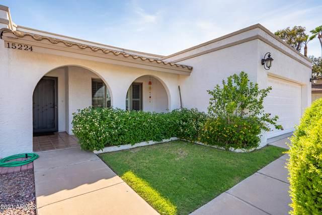 15224 N 20th Place, Phoenix, AZ 85022 (MLS #6261976) :: Yost Realty Group at RE/MAX Casa Grande