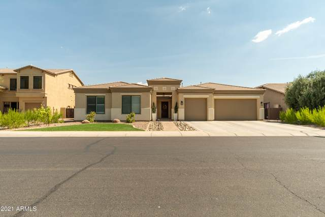 3357 E Bartlett Place, Chandler, AZ 85249 (MLS #6261983) :: Yost Realty Group at RE/MAX Casa Grande
