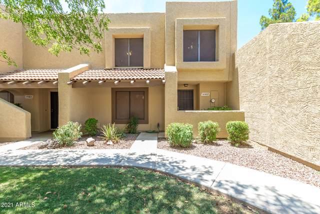 14487 N 58TH Lane, Glendale, AZ 85306 (MLS #6261985) :: RE/MAX Desert Showcase