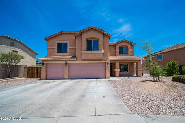 1851 S 225TH Avenue, Buckeye, AZ 85326 (MLS #6261992) :: Yost Realty Group at RE/MAX Casa Grande