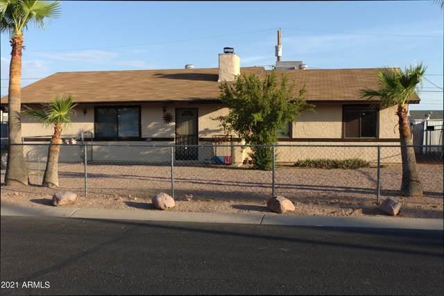 715 E Quail Avenue, Apache Junction, AZ 85119 (MLS #6261998) :: Yost Realty Group at RE/MAX Casa Grande