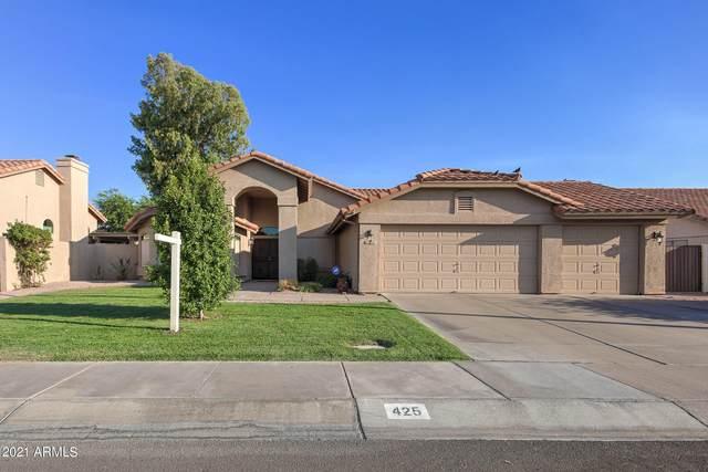 425 E Page Avenue, Gilbert, AZ 85234 (MLS #6262023) :: Yost Realty Group at RE/MAX Casa Grande