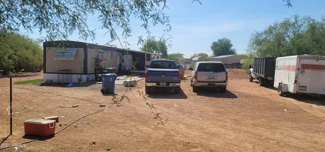 1338 N Cedar Drive, Apache Junction, AZ 85120 (MLS #6262059) :: Executive Realty Advisors