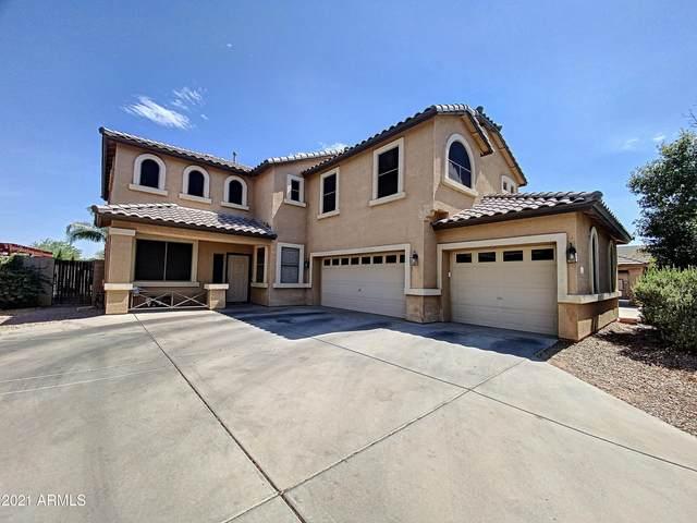 897 W Gascon Road, San Tan Valley, AZ 85143 (MLS #6262073) :: Yost Realty Group at RE/MAX Casa Grande
