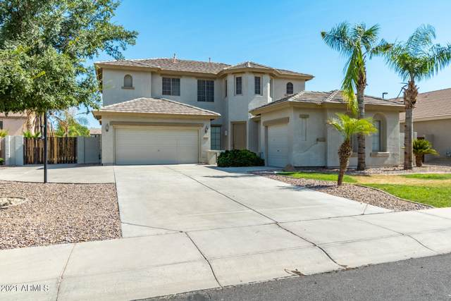 4070 E Shannon Street, Gilbert, AZ 85295 (MLS #6262089) :: Arizona Home Group