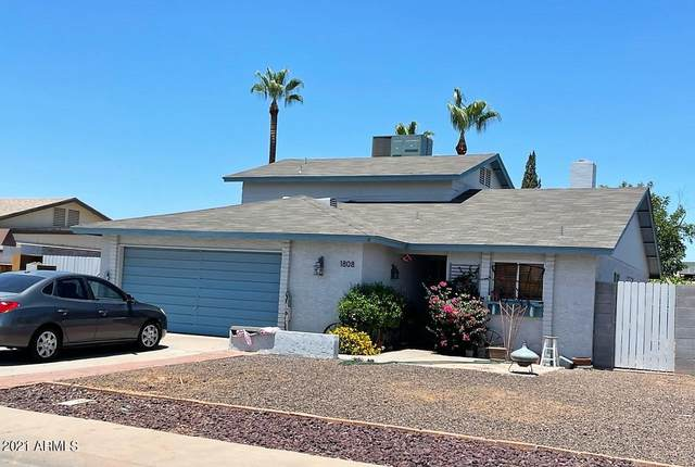 1808 W Curry Drive, Chandler, AZ 85224 (MLS #6262093) :: My Home Group