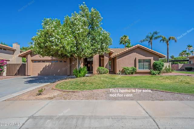 5520 E Kelton Lane, Scottsdale, AZ 85254 (MLS #6262121) :: Yost Realty Group at RE/MAX Casa Grande