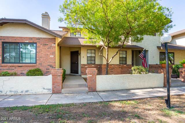 170 E Guadalupe Road #12, Gilbert, AZ 85234 (MLS #6262135) :: Yost Realty Group at RE/MAX Casa Grande