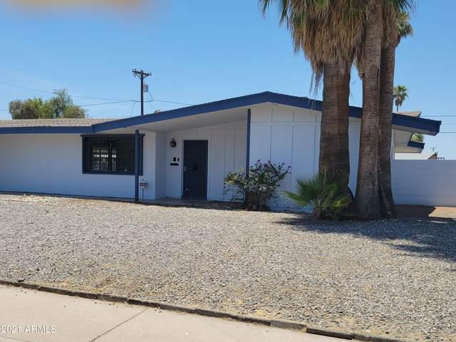 5048 N 61ST Drive, Glendale, AZ 85301 (MLS #6262136) :: Yost Realty Group at RE/MAX Casa Grande