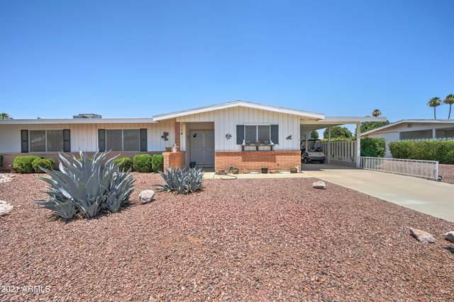 10620 W Clair Drive, Sun City, AZ 85351 (MLS #6262144) :: Scott Gaertner Group