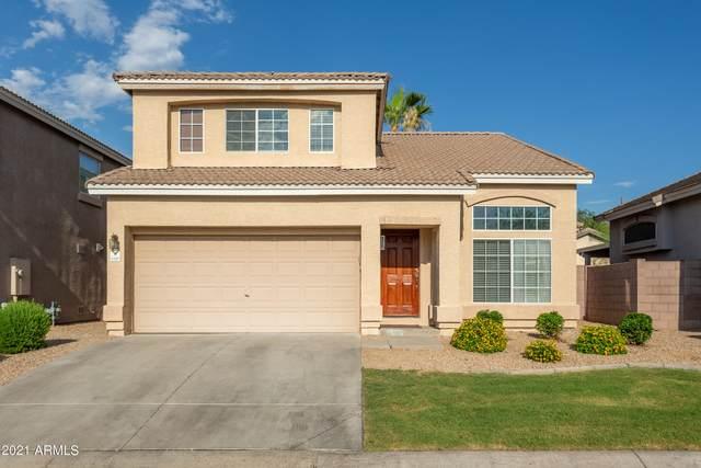 16036 N 11TH Avenue #1127, Phoenix, AZ 85023 (MLS #6262147) :: Yost Realty Group at RE/MAX Casa Grande