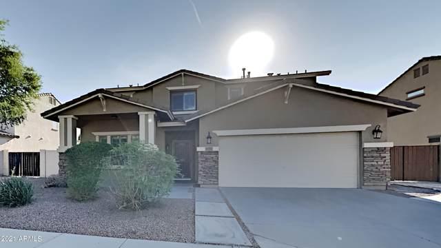 4950 S Sandstone Street, Gilbert, AZ 85298 (MLS #6262151) :: Elite Home Advisors