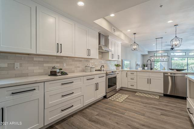 7700 E Gainey Ranch Road #110, Scottsdale, AZ 85258 (MLS #6262152) :: CANAM Realty Group