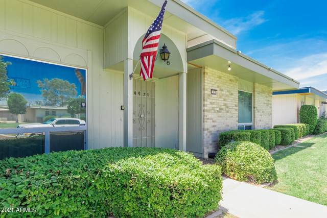 9973 W Forrester Drive, Sun City, AZ 85351 (MLS #6262156) :: Service First Realty