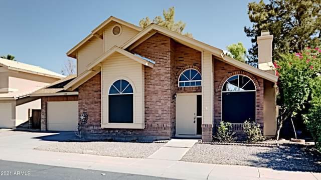 1149 E Liberty Shores Drive, Gilbert, AZ 85234 (MLS #6262190) :: Yost Realty Group at RE/MAX Casa Grande