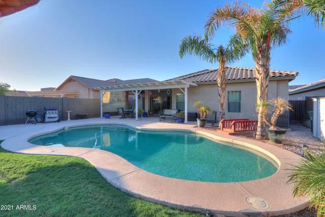 657 W Barrus Street, Casa Grande, AZ 85122 (MLS #6262195) :: Yost Realty Group at RE/MAX Casa Grande