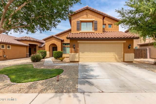 722 S 112TH Avenue, Avondale, AZ 85323 (MLS #6262198) :: Executive Realty Advisors