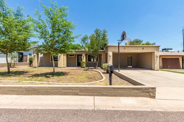 6713 N 14TH Street, Phoenix, AZ 85014 (MLS #6262224) :: Yost Realty Group at RE/MAX Casa Grande