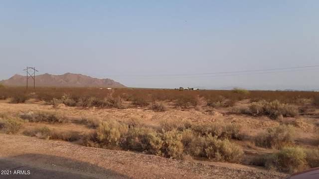 0 W Hydrus Avenue, Eloy, AZ 85131 (MLS #6262232) :: Executive Realty Advisors