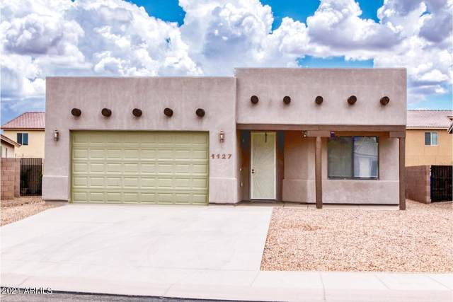 1127 Wagner Place, Sierra Vista, AZ 85635 (MLS #6262236) :: Yost Realty Group at RE/MAX Casa Grande