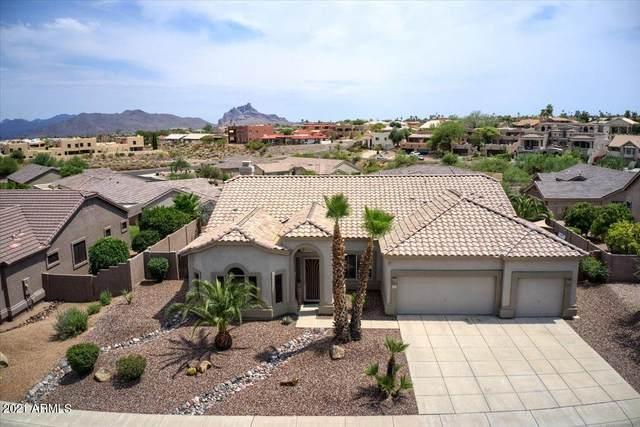 16413 E Crystal Ridge Drive, Fountain Hills, AZ 85268 (MLS #6262238) :: Power Realty Group Model Home Center