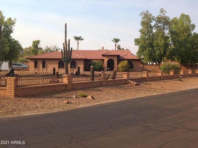 23301 N 90TH Drive, Peoria, AZ 85383 (MLS #6262253) :: Executive Realty Advisors