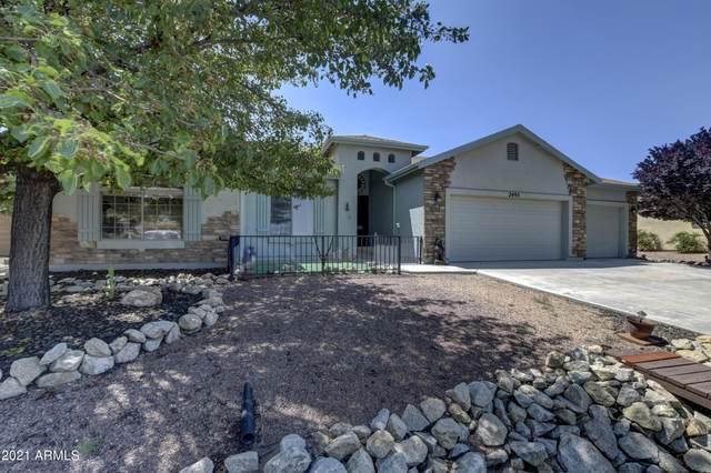2495 Gables Way, Chino Valley, AZ 86323 (MLS #6262329) :: Yost Realty Group at RE/MAX Casa Grande