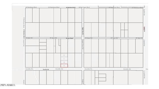 21000 W Ocotillo Road, Buckeye, AZ 85326 (MLS #6262372) :: The Newman Team