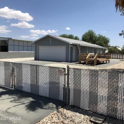 655 W Desert Drive, Quartzsite, AZ 85346 (MLS #6262393) :: Keller Williams Realty Phoenix