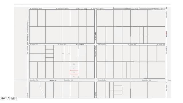 21000 W Ocotillo Road, Buckeye, AZ 85326 (MLS #6262398) :: The Newman Team